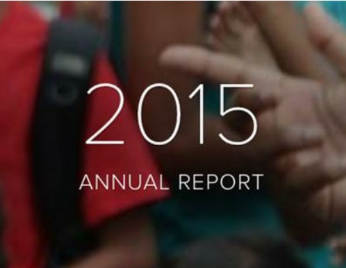 INSPIRATION Annual Report 2015 3