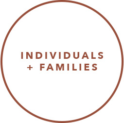 Individuals + Families