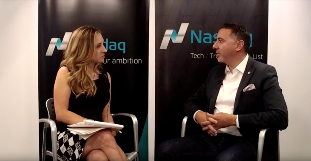 Robert Cordero on Nasdaq TradeTalks